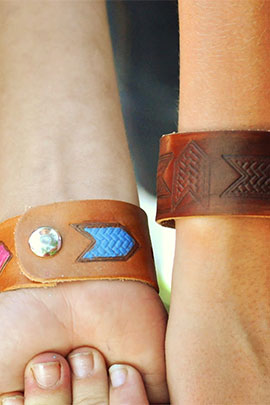 camp davern leather crafts