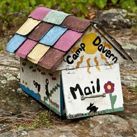 camp davern mailbox