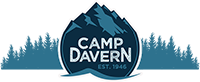 camp davern logo