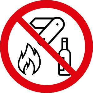 no harzardous materials
