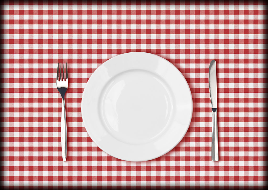 table cloth background